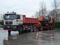 Vrachtwagen transport 2